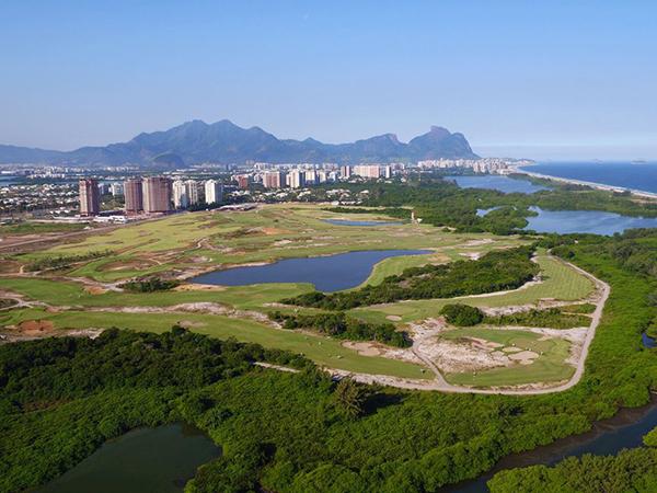 2º Torneio Olímpico de Golfe do São Paulo Futebol Clube no Rio de Janeiro