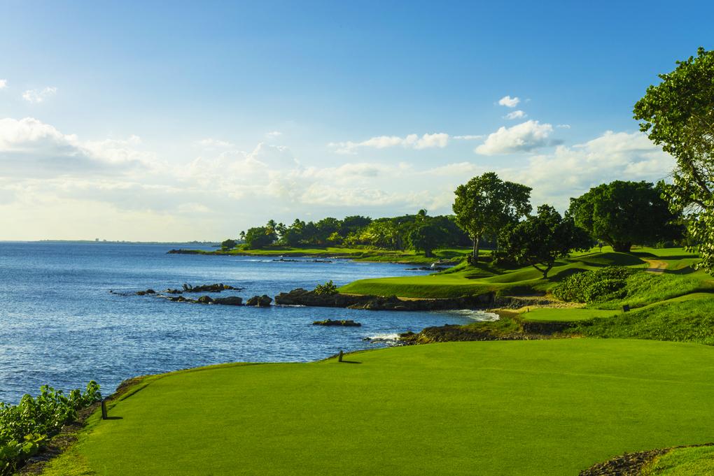 Casa de Campo, na República Dominicana, entre os 100 melhores resorts de golfe da América do Norte e Caribe
