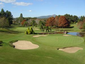 Adiada a rodada de hoje do 24º Campeonato Aberto de Golfe do Estado do Paraná