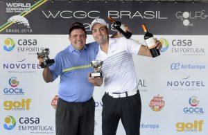 Renato Araújo e Ricardo Ramires Foto: Ricardo Fonseca/F2