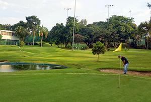 Torneio Incentivo ao Golfe no Honda Gonf Center de 26 a 28 de fevereiro