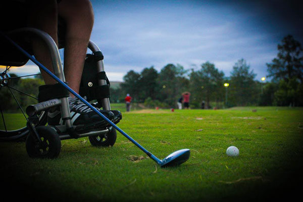 Torneio de Golfe Adaptado da Associação Esportiva São José