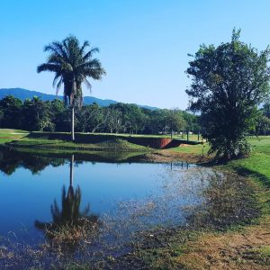 Guarujá Golf Club - Buraco 17