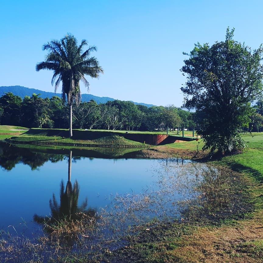 Primeira etapa do Tour Brasileiro de Golfe Profissional no Guarujá. Aberto também para golfistas amadores