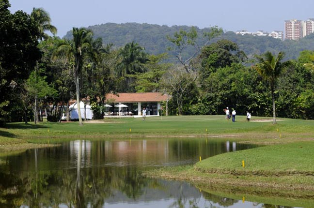 IV Etapa do Golf Pro Tour no Guarujá Golf Clube