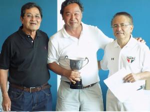 Julio Nakao, Fábio negrão e Eurico Kihara