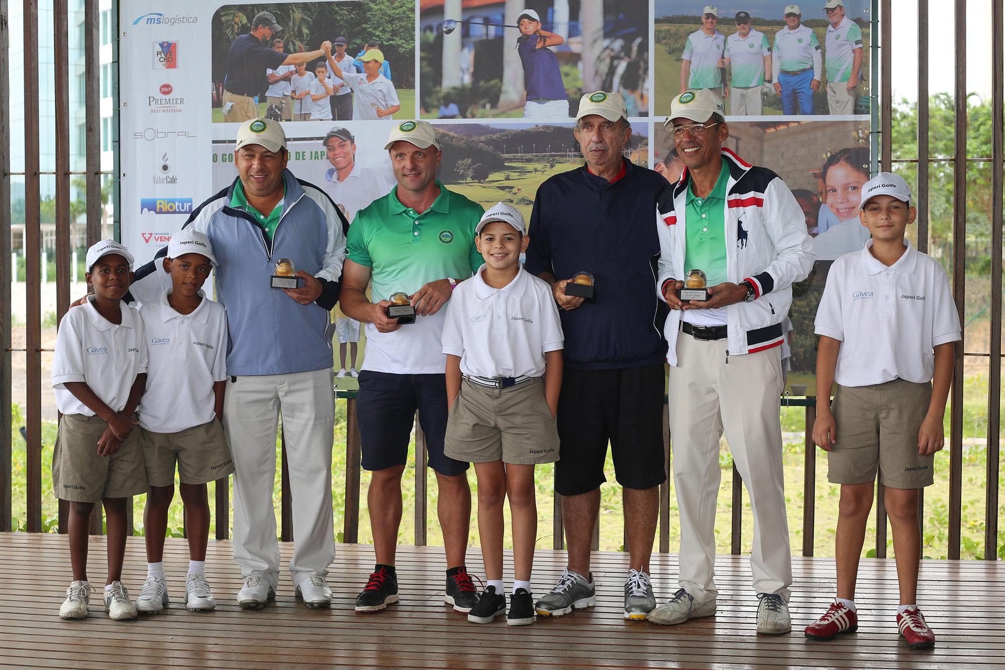 II Torneio Beneficente Japeri Golfe no Campo Olímpico