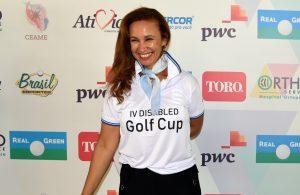 Juracy Barros, criadora e organizadora do torneio