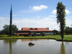 XXV Campeonato Aberto do Norte do Paraná, no Londrina Golf Club