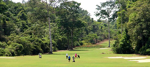 1° Aberto de Golf do Pará no Miriti Golf Club