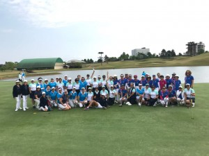 Equipe do Graciosa Country Club vence terceira etapa  do Circuito Best Golf