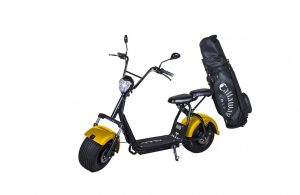 Moto elétrica MUUV