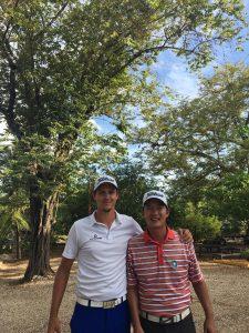 Rafael Becker e Rodrigo Lee