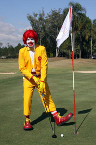 Torneio de Golfe do Instituto Ronald McDonald disponibiliza cotas de patrocínio