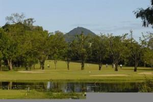 Santos São Vicente Golf Club Foto: Zeca Resendes