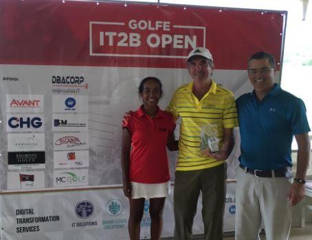 Campeões do 10º IT2B Open disputado no Vila da Mata em São Roque (SP)
