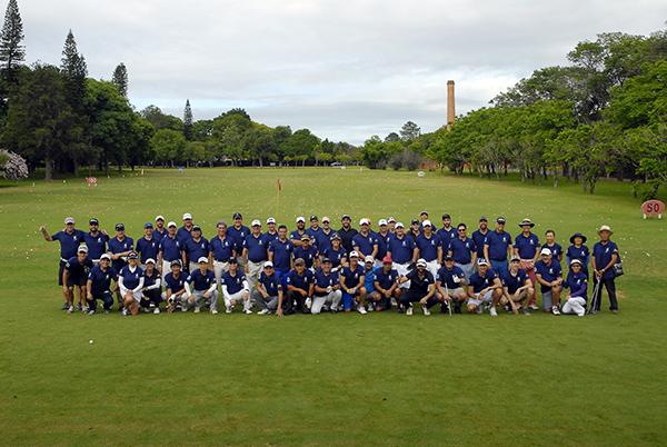 Uma bela festa do 6º Torneio de Golfe Casa Ronald McDonald Campinas no Lago Azul Golfe Clube
