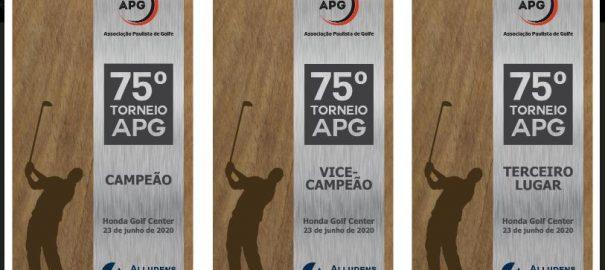 75º Torneio APG ALLUDENS a partir de 22 de setembro no Honda Golf Center