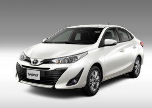 Yaris Sedan, Toyota