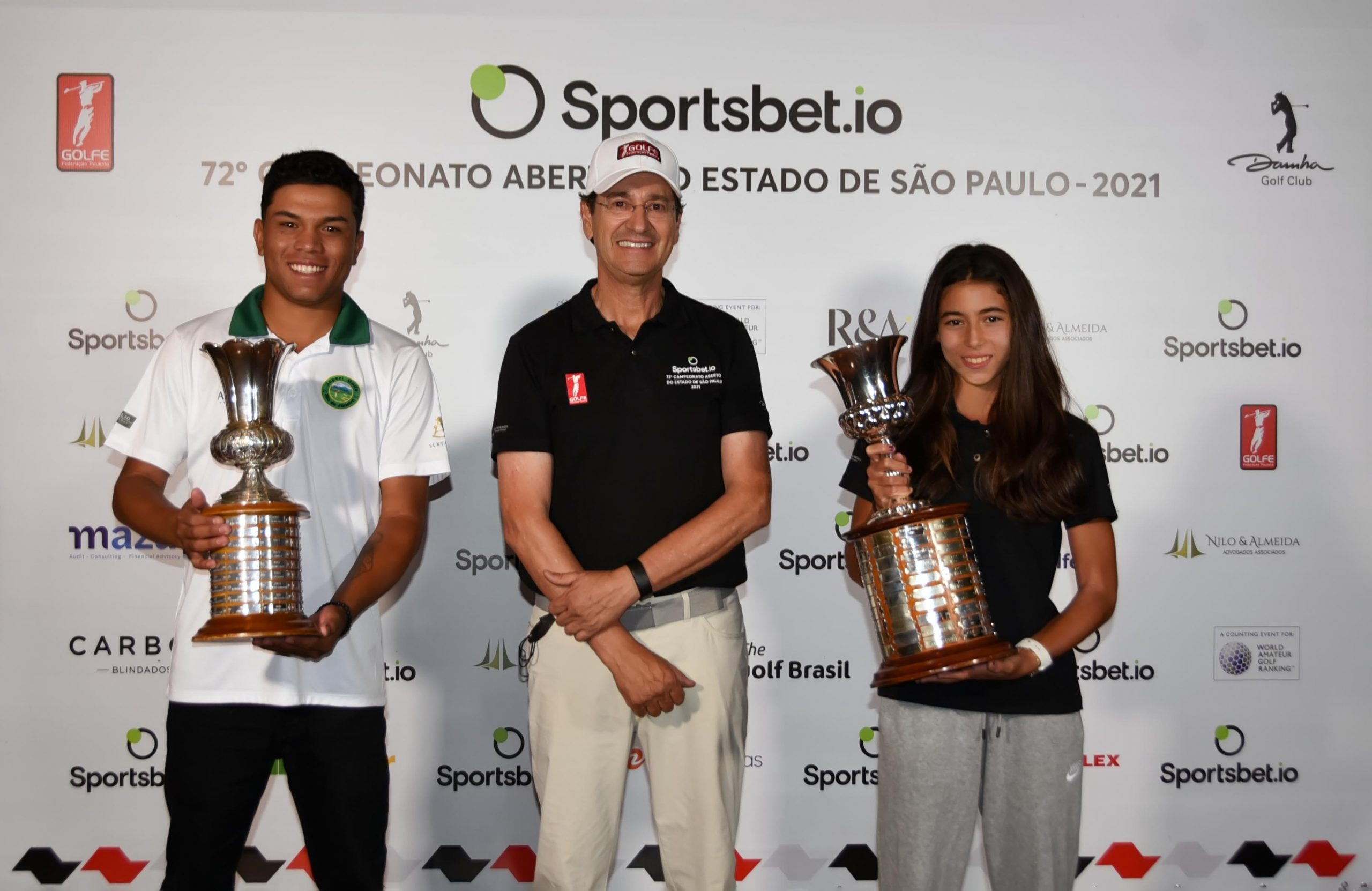 Breno Domingos, do Japeri, vence de virada o Sportsbet.io Aberto de São Paulo