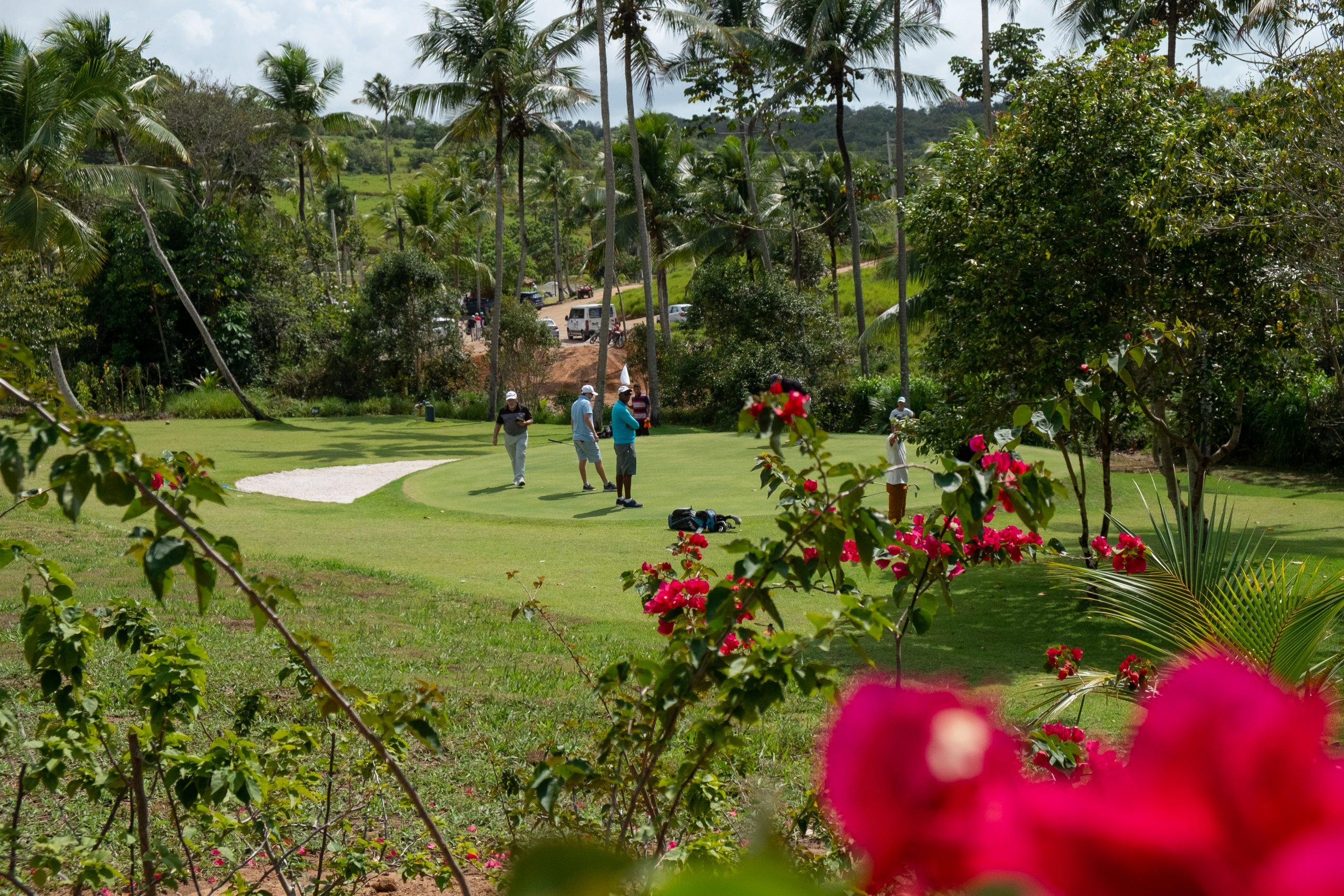 Primeiro Aberto do Tatuamunha Golf & Country, em Alagoas