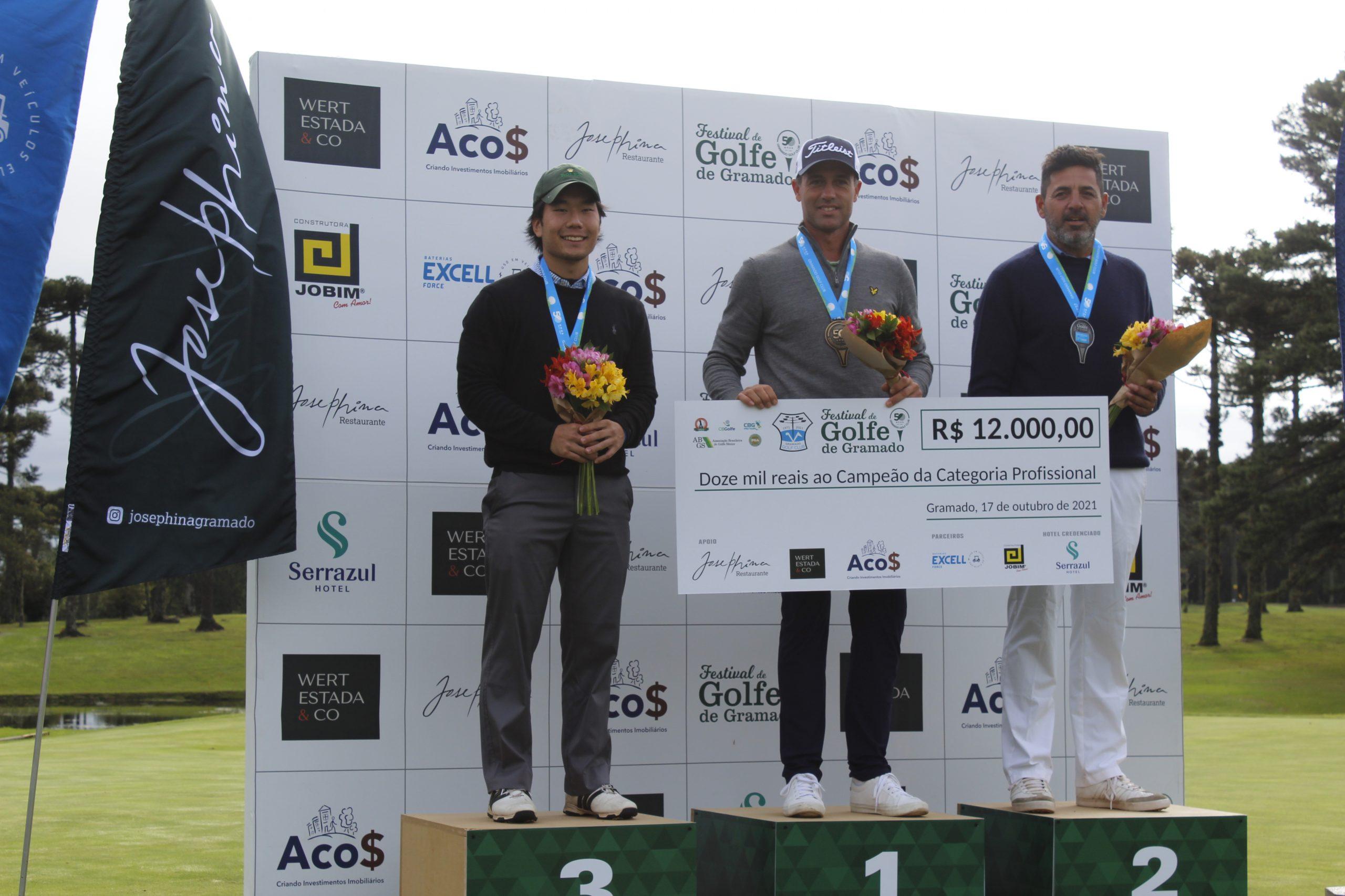 Festival de Golfe de Gramado comemorou os 50 anos do clube