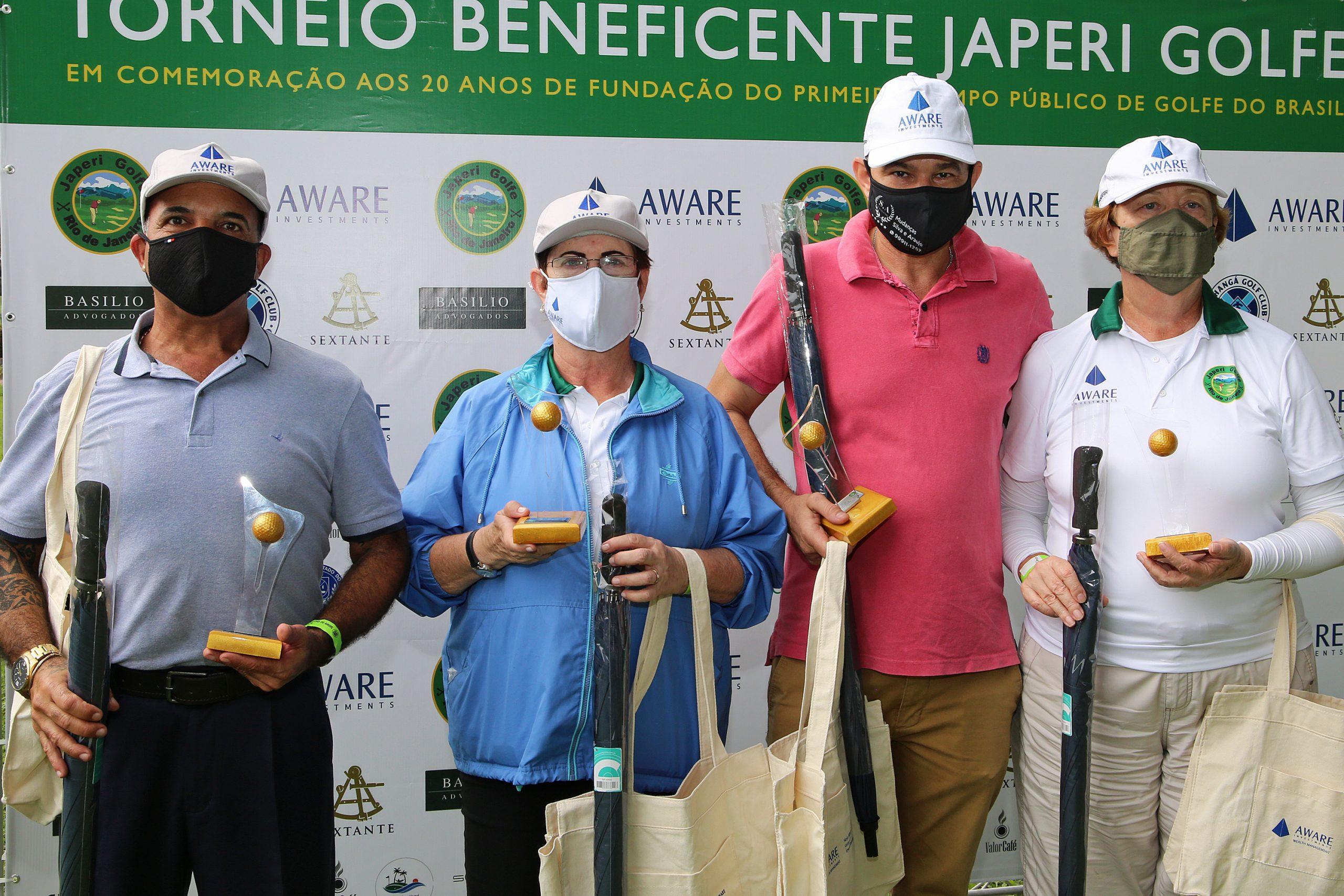 Japeri Golfe comemora 20 anos com Torneio Beneficente