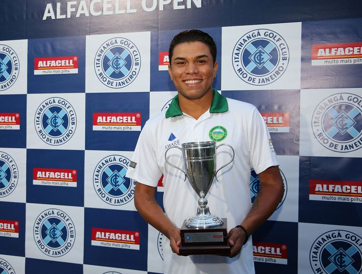 Campeões do 59° Aberto do Itanhangá Golf Club – Alfacell Open
