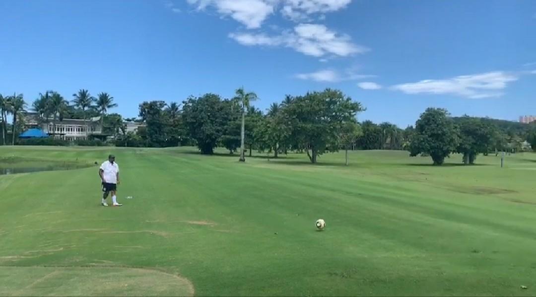 Torneio Internacional de Footgolf neste sábado, dia 21 de agosto, no Guarujá Golf Club