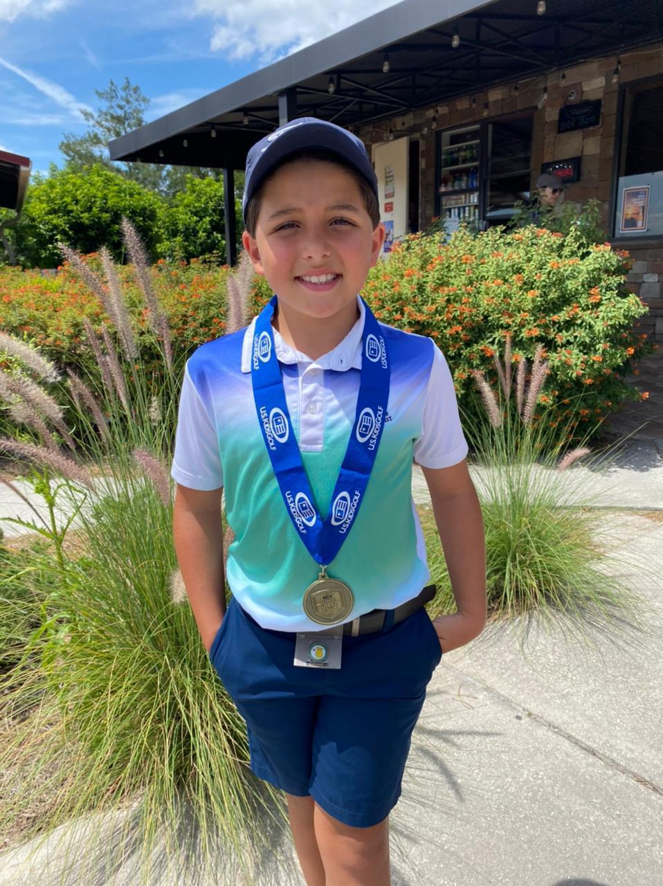 Luca e Lorenzo Almeida são campeões da etapa regional de Orlando do U.S Kids