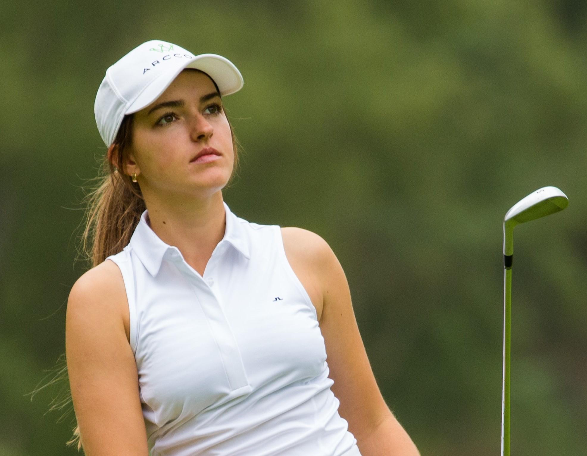 Profissional Luiza Altmann participa de classificação para o Ladies Professional Golf Association (LPGA)
