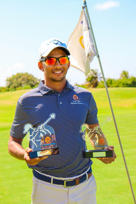 Max Reis de Lima é Campeão de Golfe do Estado do Ceará de 2021