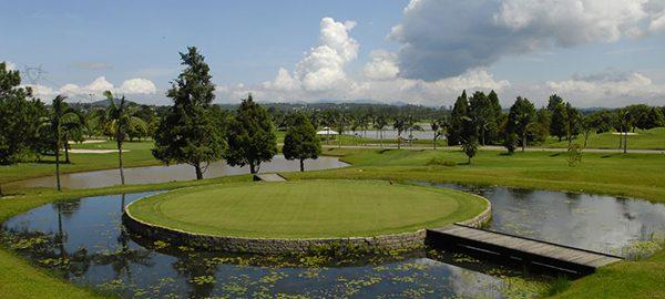 19TH Hole Tournament no Paradise Lake & Golf, em Mogi das Cruzes