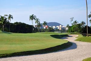 Torneio de Golfe na Riviera de São Lourenço