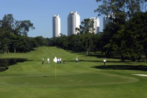 São Paulo Golf Club Foto: Zeca Resendes/CBG